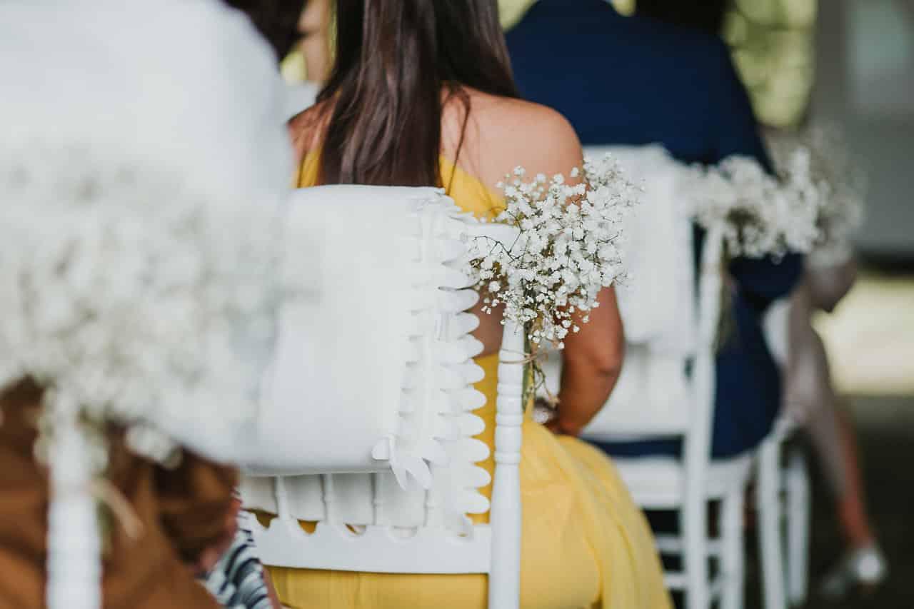 persoonlijke huwelijksceremonie