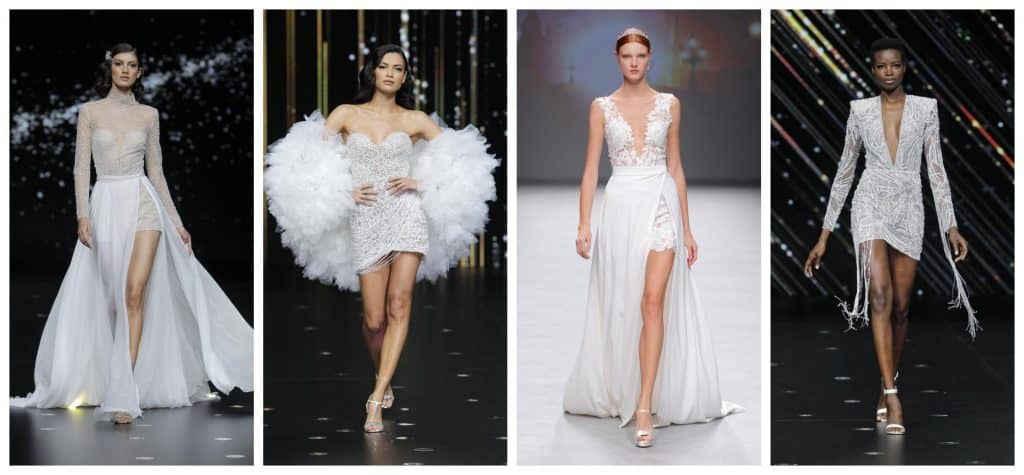 wedding dresses trend twee looks