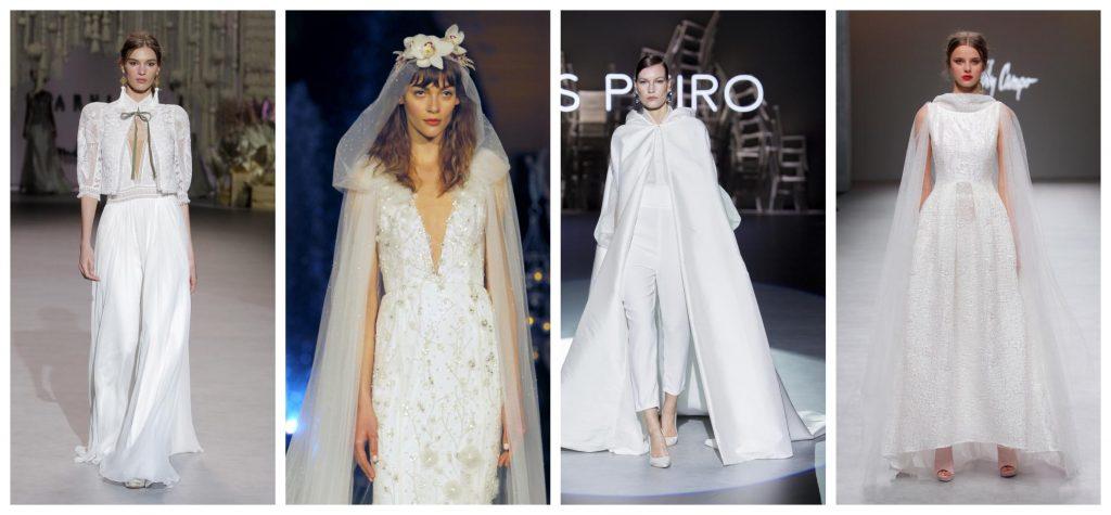 bruidsmodetrend capes