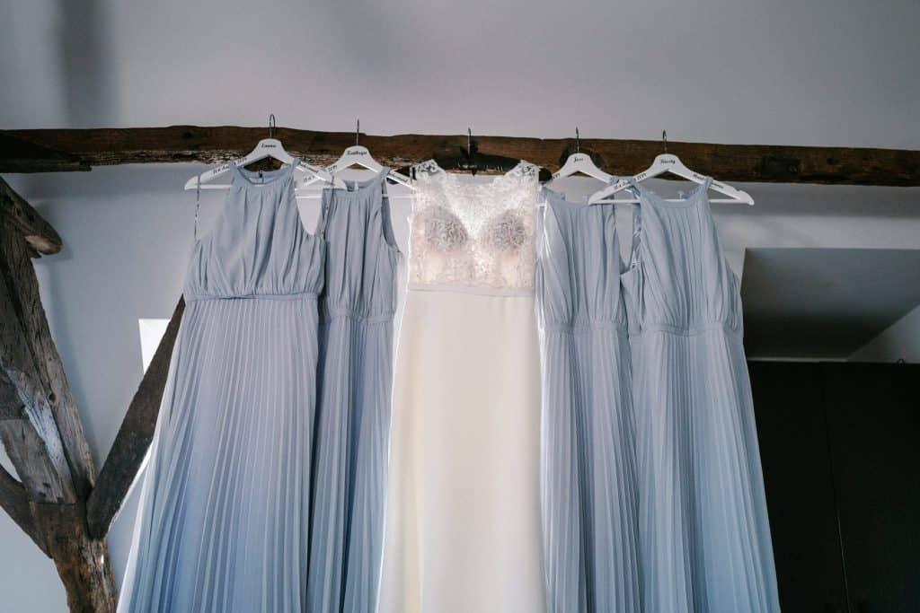 trouwjurk na je huwelijk