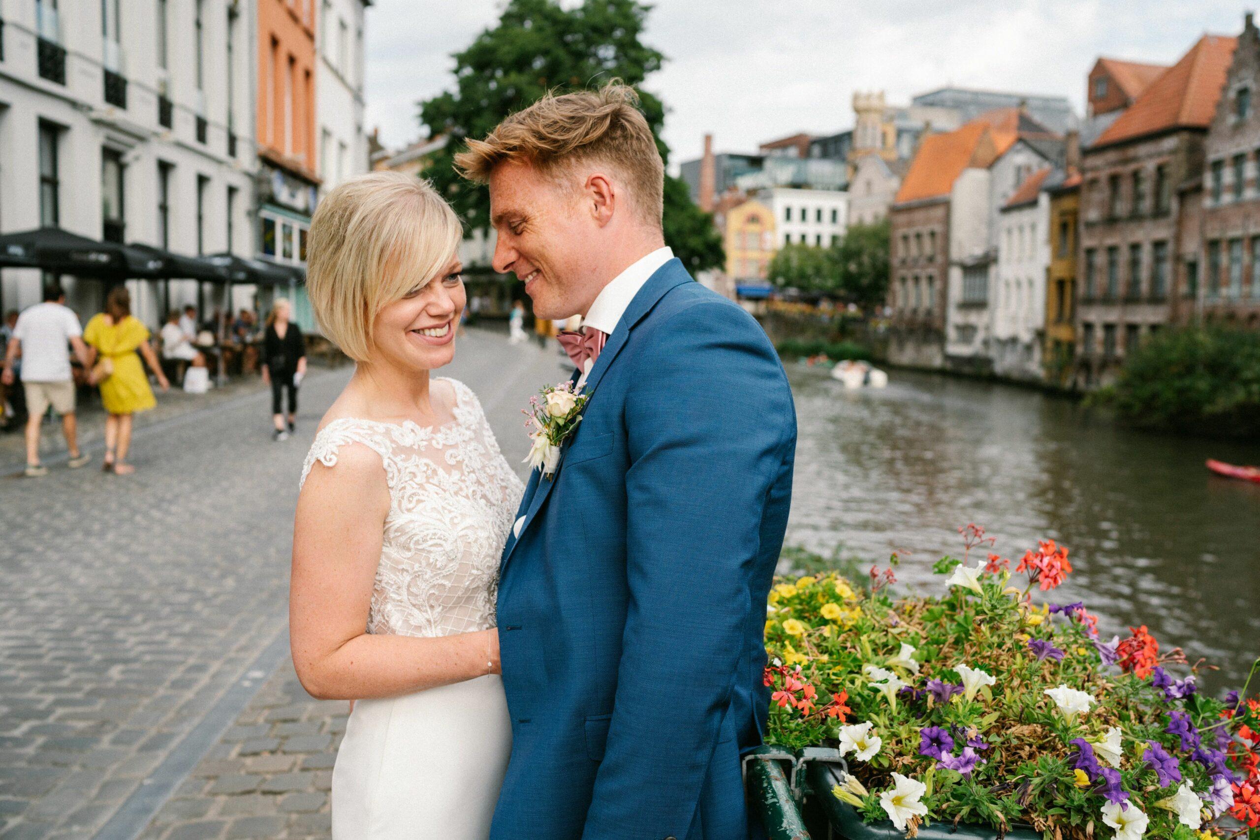 get married in belgium